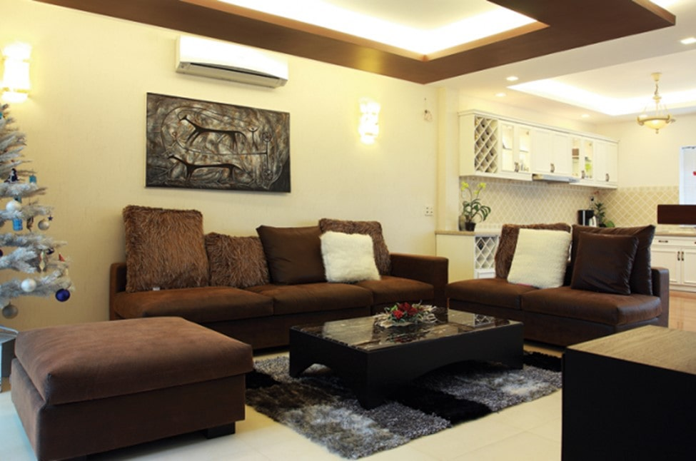 Đồ nội thất cho nhà biệt thự hiện đại 4