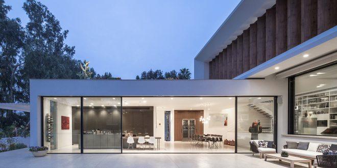 Biệt thự hiện đại, độc đáo thu hút mọi ánh nhìn-3