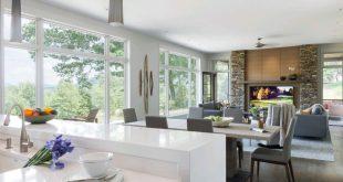 Bố trí không gian bếp phong thủy cho nhà biệt thự 3