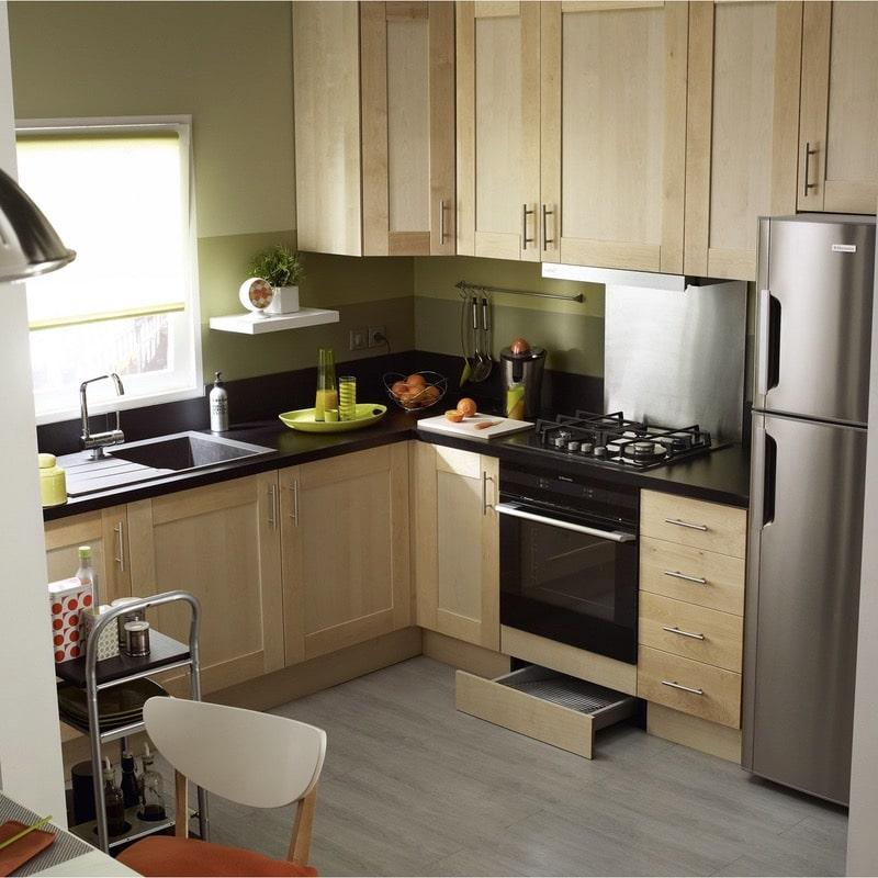 Bố trí không gian bếp phong thủy cho nhà biệt thự 5