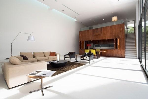 Căn biệt thự 2 tầng đẹp lộng lẫy - Không gian nội thất 1Căn biệt thự 2 tầng đẹp lộng lẫy - Không gian nội thất 1