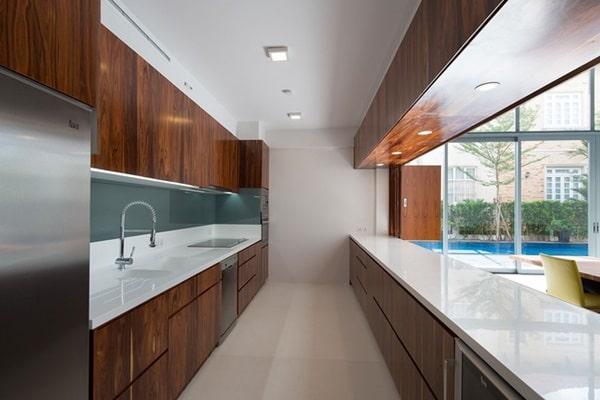 Căn biệt thự 2 tầng đẹp lộng lẫy - Không gian nội thất 2