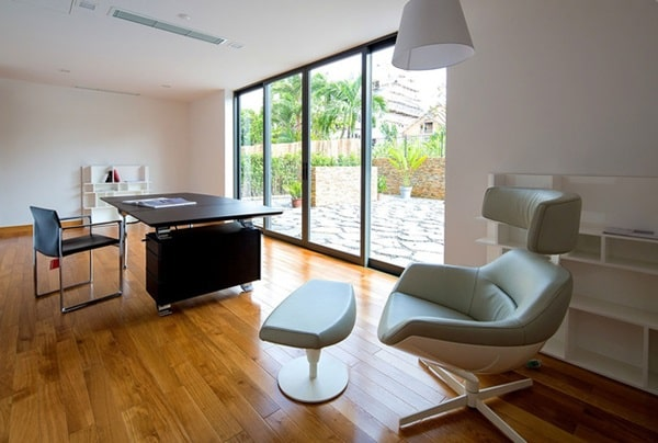 Căn biệt thự 2 tầng đẹp lộng lẫy - Không gian nội thất 3