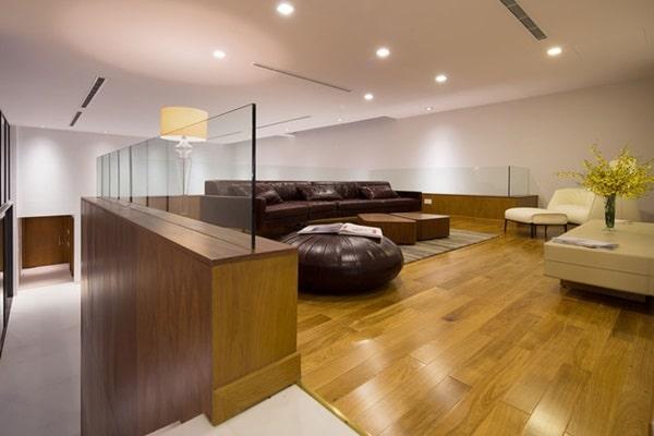 Căn biệt thự 2 tầng đẹp lộng lẫy - Không gian nội thất 4