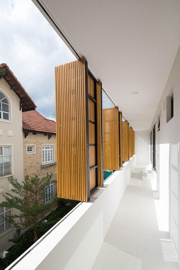 Căn biệt thự 2 tầng đẹp lộng lẫy - Không gian nội thất 5