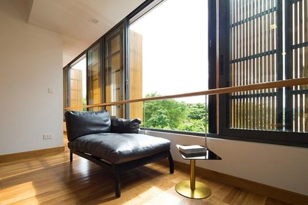 Căn biệt thự 2 tầng đẹp lộng lẫy - Không gian nội thất 6