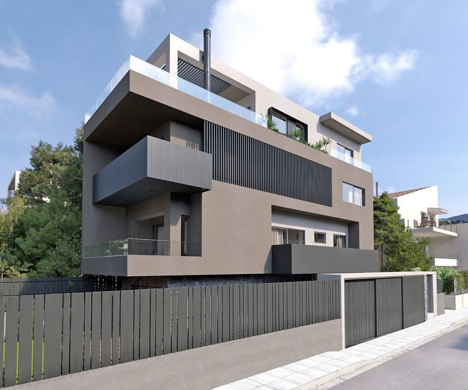Chọn sơn cho mẫu thiết kế biệt thự hiện đại và cổ điển 2