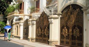 Chọn sơn cho mẫu thiết kế biệt thự hiện đại và cổ điển 5