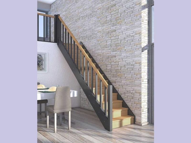 Thiết kế nhà biệt thự cầu thang phong thủy 5