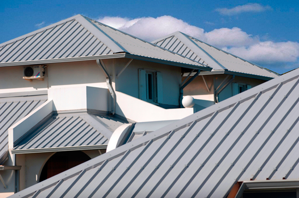 Các giải pháp chống nóng mái tôn nhà biệt thự hiệu quả nhất - Ảnh minh họa 01