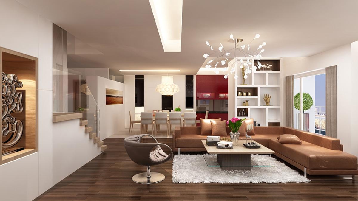 Lưu ý về phong thủy và ánh sáng trong thiết kế biệt thự 2
