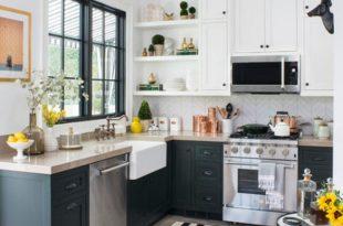Mẫu bếp dành cho biệt thự hiện đại đẹp mê mẩn 7