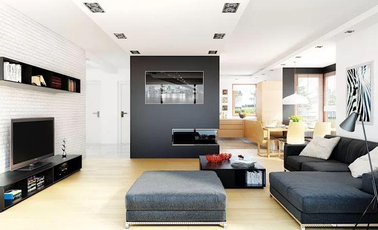 Mẫu biệt thự 126 m2 đơn giản mà đẹp phong cách Ba Lan-3