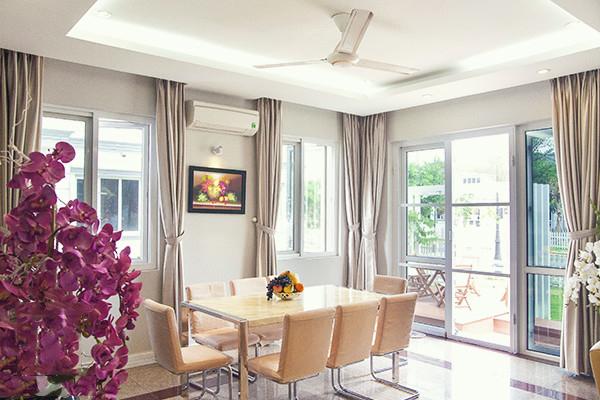 Thiết kế mẫu biệt thự đẹp 2 tầng giản dị và xanh mát với sân vườn trong lành - 3