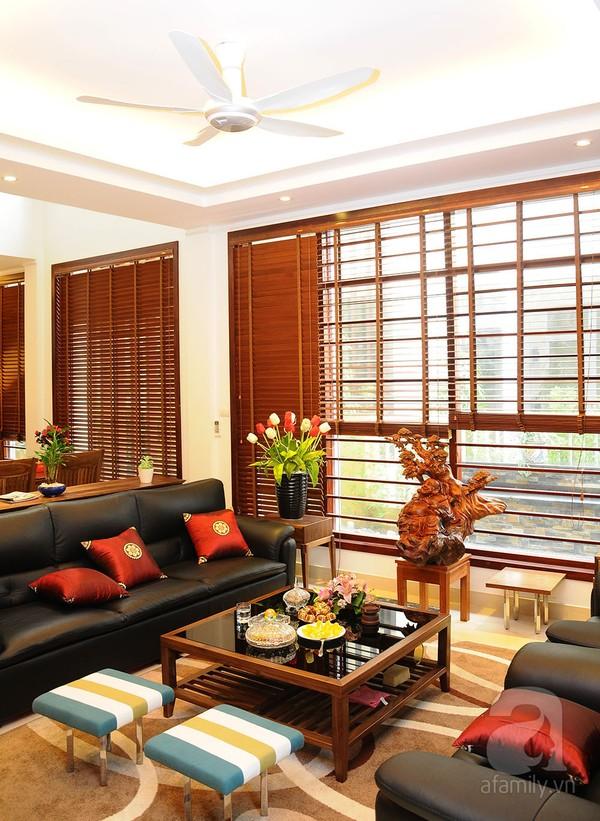 Mẫu biệt thự đẹp tuyệt vời ở Hà Nội. 1