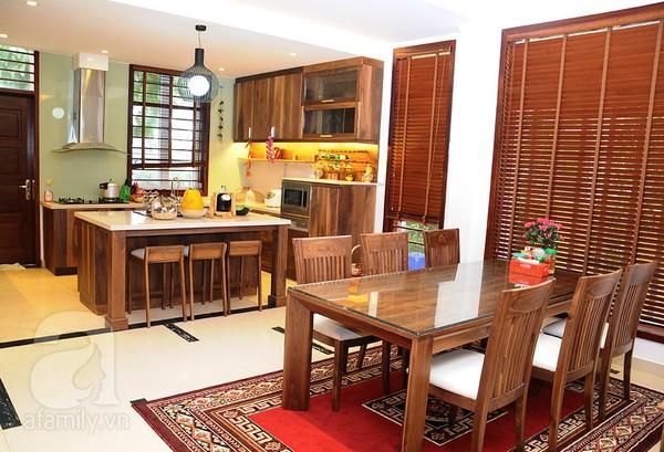 Mẫu biệt thự đẹp tuyệt vời ở Hà Nội. 2