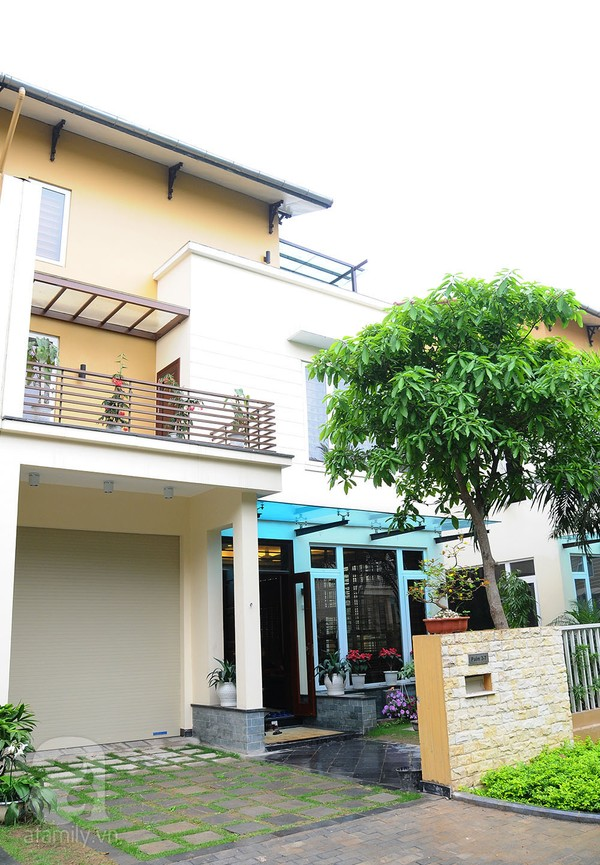 Mẫu biệt thự đẹp tuyệt vời ở Hà Nội