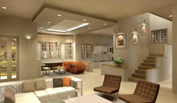 Mẫu đèn nội thất tuyệt vời cho nhà biệt thự đẹp 5