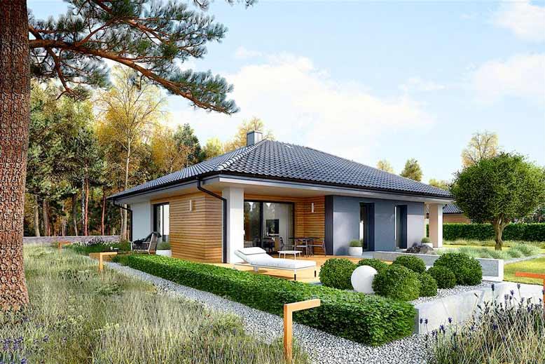 Các phương pháp tính độ dốc mái biệt thự, nhà vườn, nhà xưởng - Ảnh minh họa 02