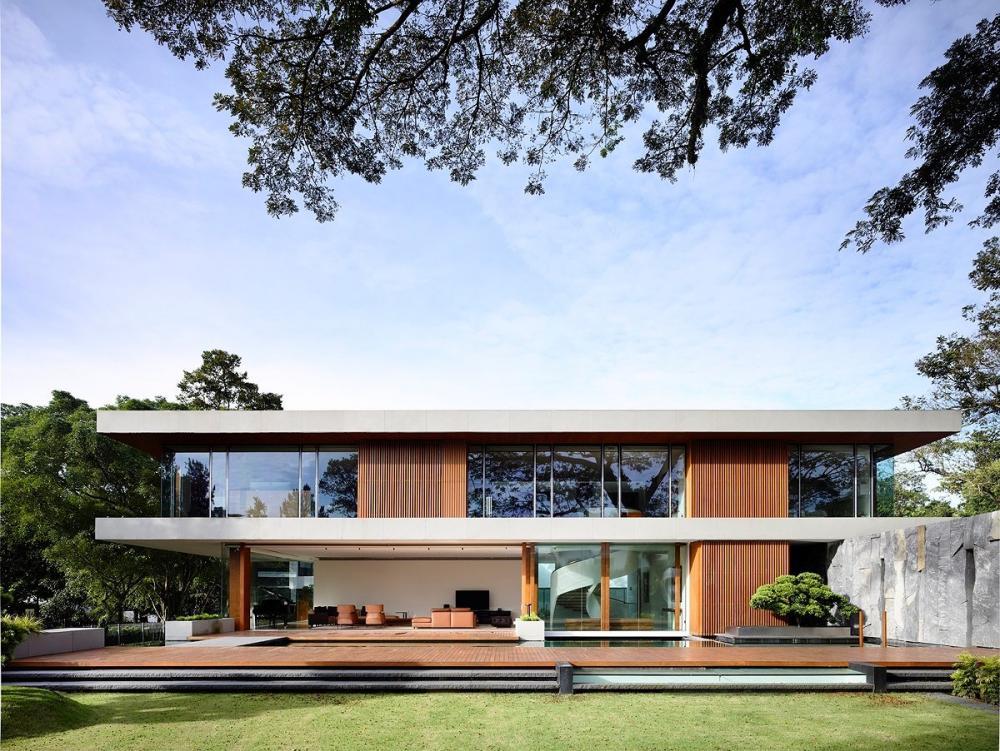 Mẫu thiết kế biệt thự 2 tầng đẹp 1