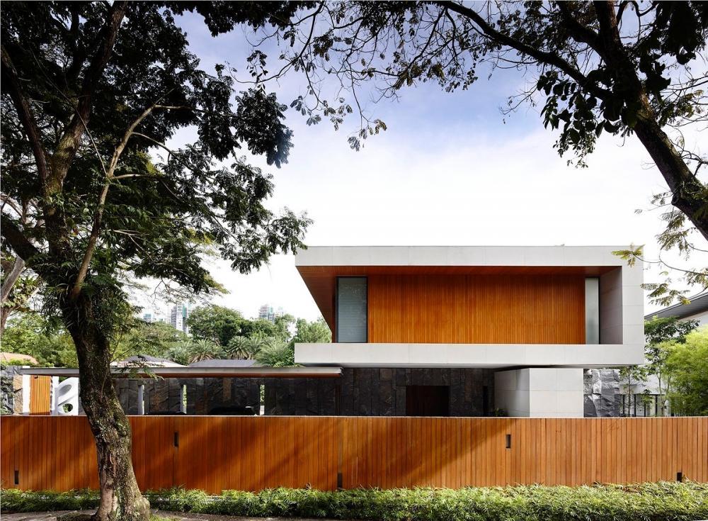 Mẫu thiết kế biệt thự 2 tầng đẹp 4