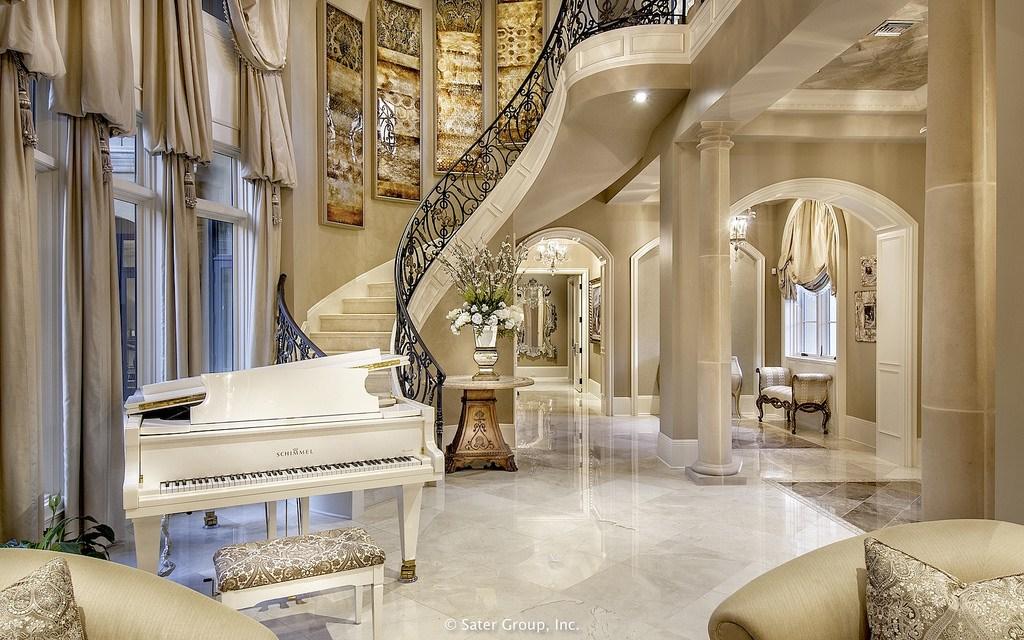 Mẫu thiết kế biệt thự 2 tầng kiểu Pháp đẹp tinh tế 5