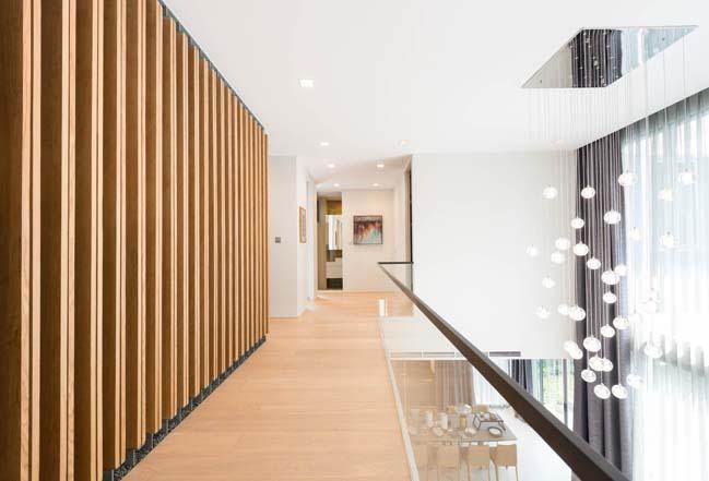 Mẫu thiết kế biệt thự 3 tầng hiện đại đơn giản 7