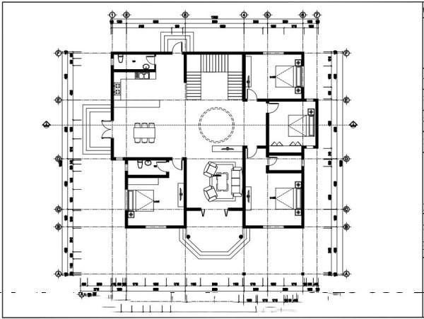 Mẫu thiết kế biệt thự đẹp 2 tầng độc đáo. 1