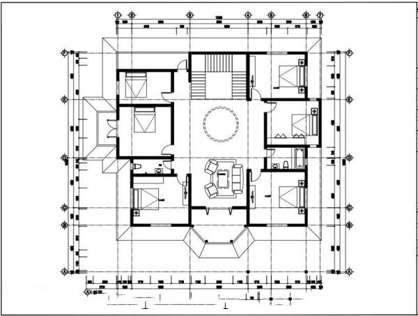 Mẫu thiết kế biệt thự đẹp 2 tầng độc đáo. 2