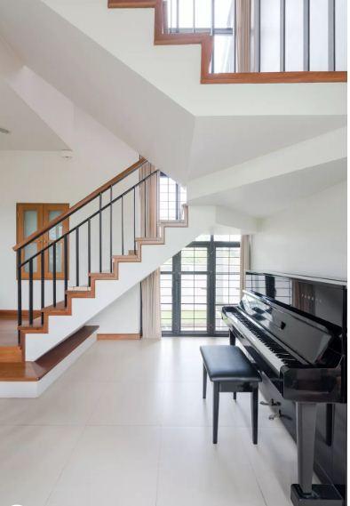 Mẫu thiết kế biệt thự đẹp 2 tầng hiện đại. 6