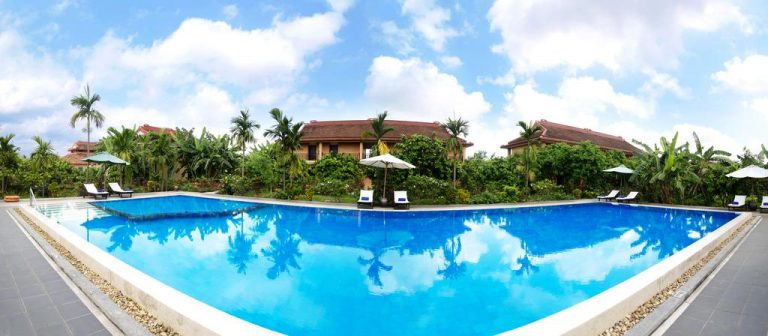 Mẫu thiết kế biệt thự nghỉ dưỡng đẹp như thiên đường 2