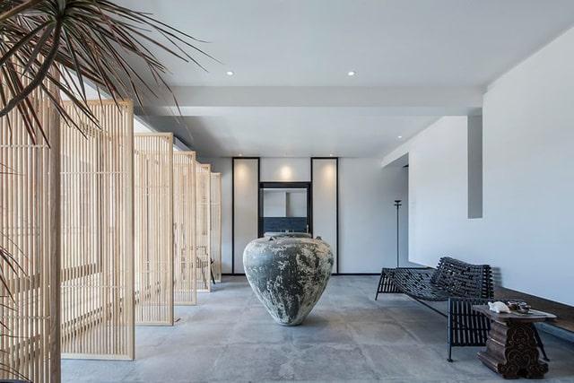 Mẫu thiết kế biệt thự phong cách Zen mới lạ 1