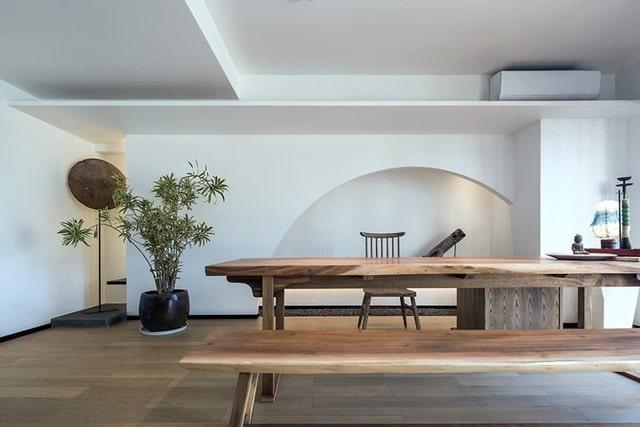 Mẫu thiết kế biệt thự phong cách Zen mới lạ 3