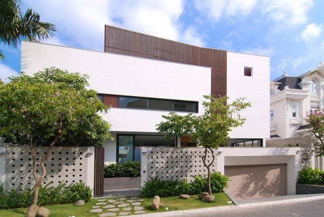 Mẫu thiết kế nhà biệt thự 2 tầng 9