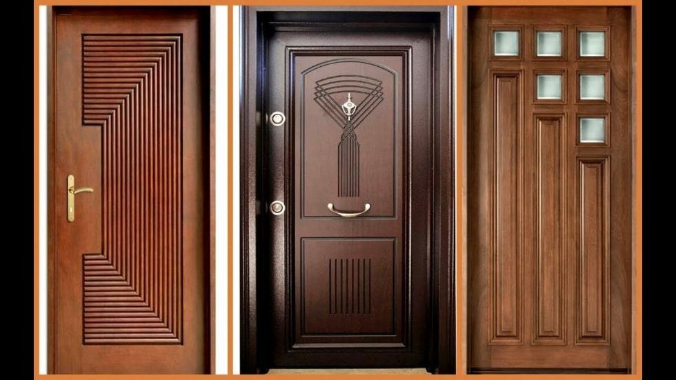Mẫu cửa được sử dụng trong thiết kế biệt thự hiện đại 2