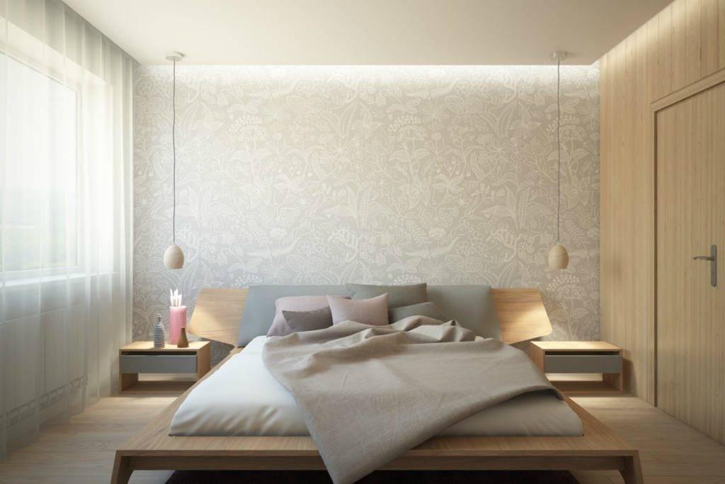 Thiết kế tường phòng ngủ biệt thự đẹp 9