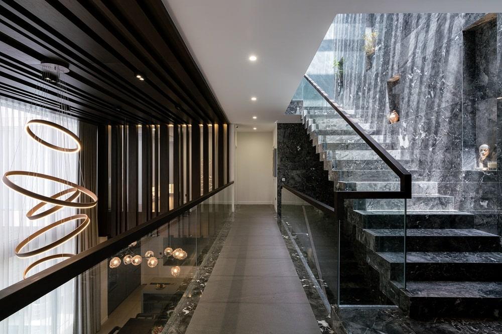 Mẫu thiết kế biệt thự 2 tầng khoảng xanh hoàn hảo 6