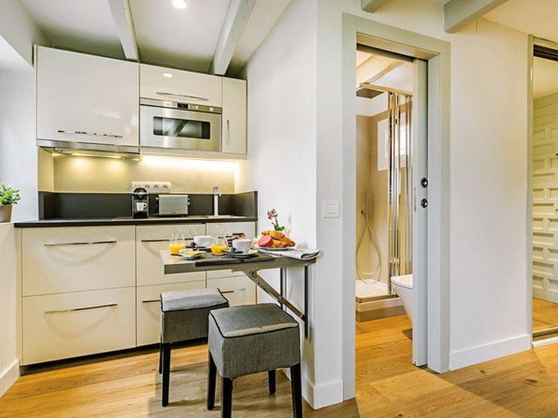 Lưu ý khi đặt bếp và nhà vệ sinh cạnh nhau - Thiết kế biệt thự phố 1