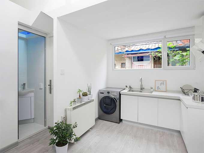 Lưu ý khi đặt bếp và nhà vệ sinh cạnh nhau - Thiết kế biệt thự phố 2