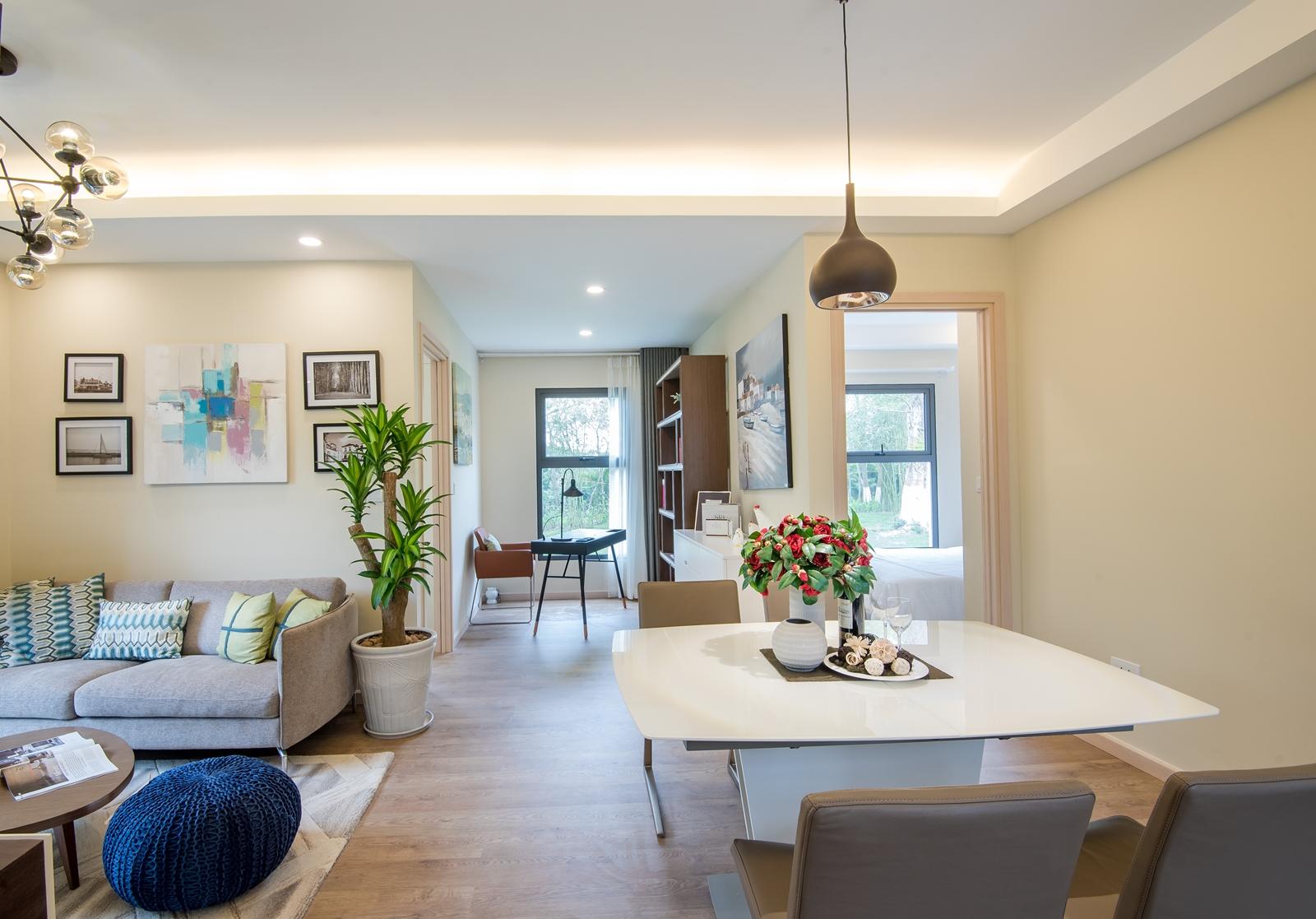 Lưu ý khi đặt bếp và nhà vệ sinh cạnh nhau - Thiết kế biệt thự phố 3