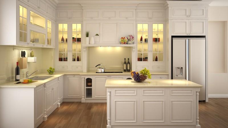 Lưu ý khi đặt bếp và nhà vệ sinh cạnh nhau - Thiết kế biệt thự phố 5