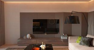 Thiết kế đèn âm tường cho nhà biệt thự 1