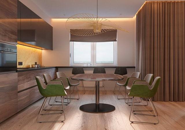Thiết kế đèn âm tường cho nhà biệt thự 3