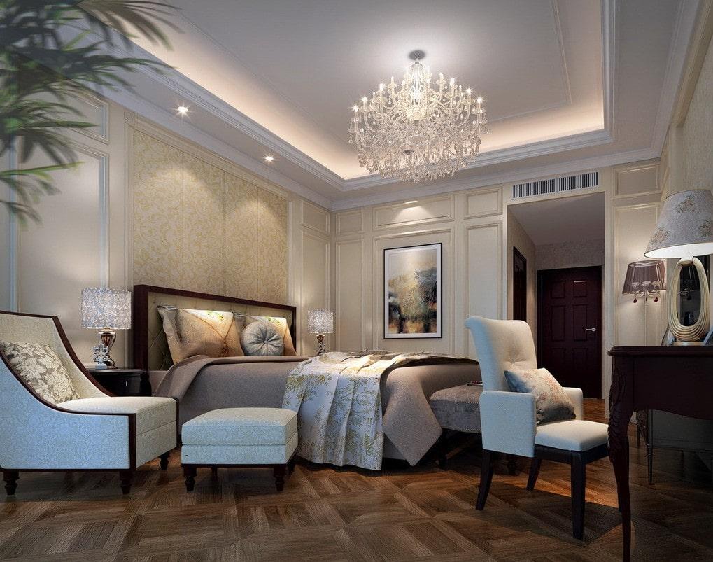 Thiết kế nội thất biệt thự tân cổ điển 5