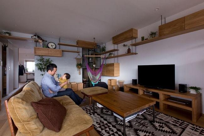 Thiết kế nội thất phong cách Nhật Bản 2
