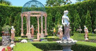 Thiết kế sân vườn Châu Âu cho mẫu biệt thự đẹp - 2